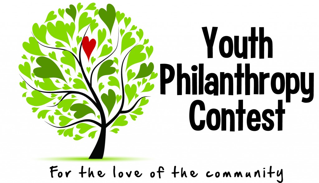 Youth Philanthropy Contest Logo